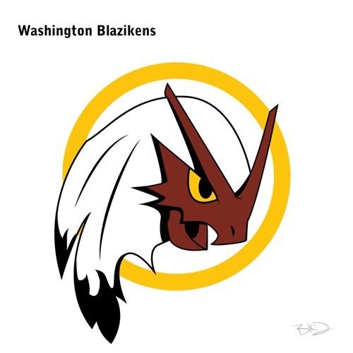 Line - Washington Blazikens