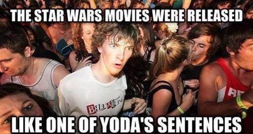 star wars,yoda,sudden clarity clarence