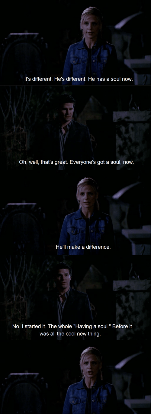 hipster,souls,Buffy the Vampire Slayer