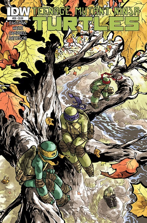 covers TMNT off the page - 7798469376