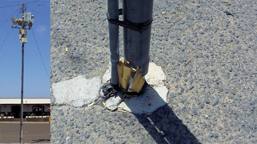 utility pole wood funny there I fixed it - 7798658560