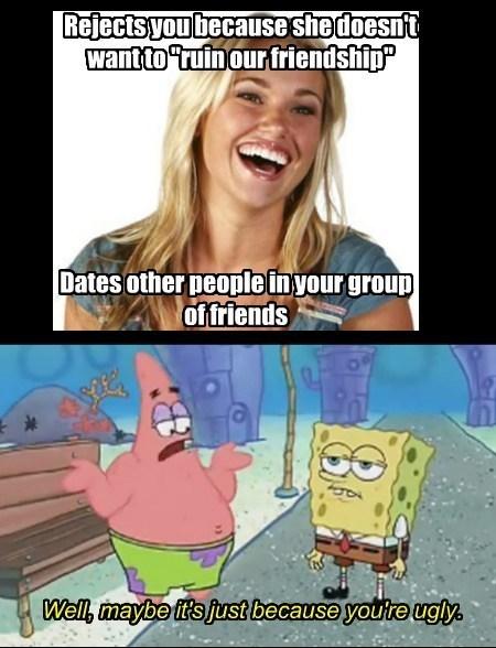 friend zone funny harsh - 7798993152