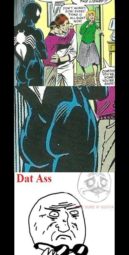 dat ass Spider-Man vemon - 7799164416