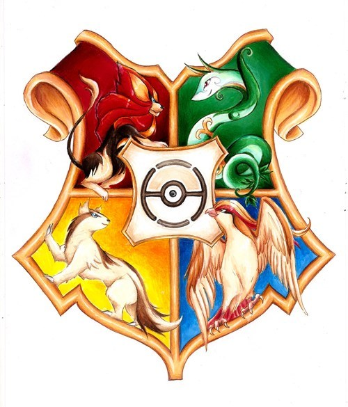 Pokémon Harry Potter - 7799260160