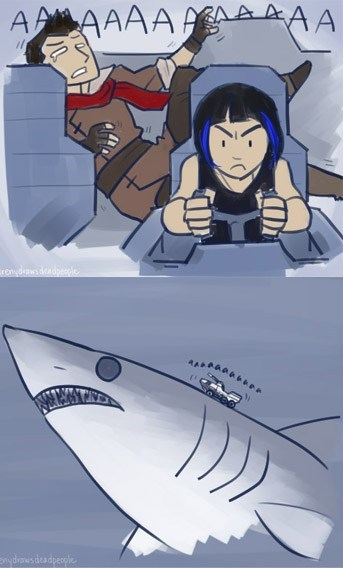 yo dawg Fan Art pacific rim mako korra - 7799329280