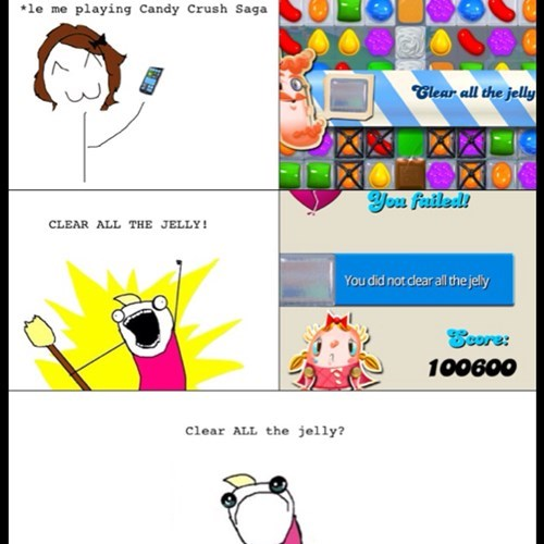 candy crush all the things - 7799333632