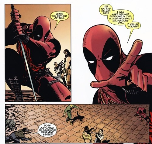 deadpool off the page - 7800617216