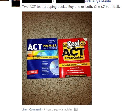 test prep act math - 7801275136