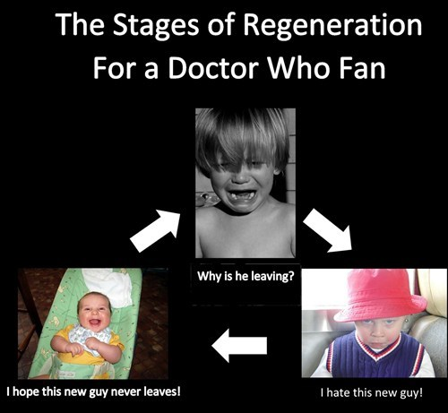 doctor who fandom problems regeneration - 7801761280