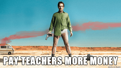 breaking bad,walter white,moral,teachers
