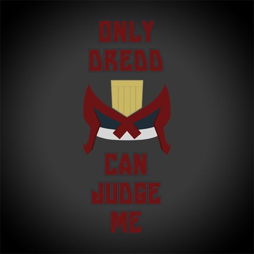 for sale t shirts judge dredd - 7802220544