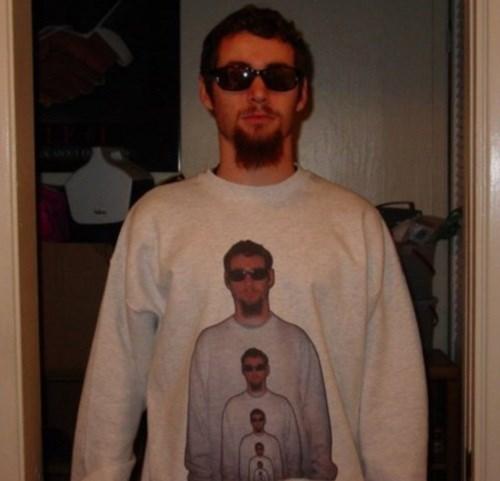 recursion yo dawg sweater