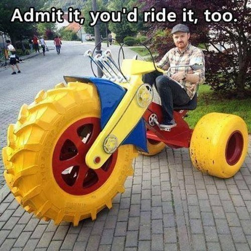 kids,parenting,funny,big wheel,g rated