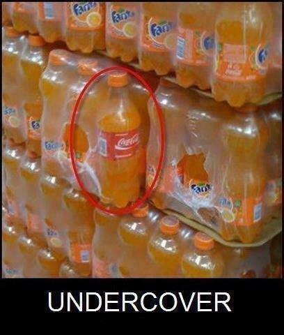 fanta,coke,sneaky