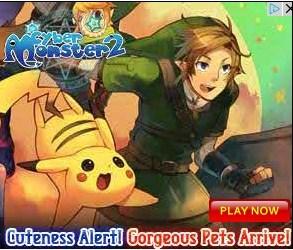 pikachu zelda ripoffs - 7802264576