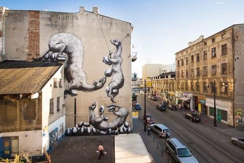 Street Art graffiti hacked irl funny - 7802314240