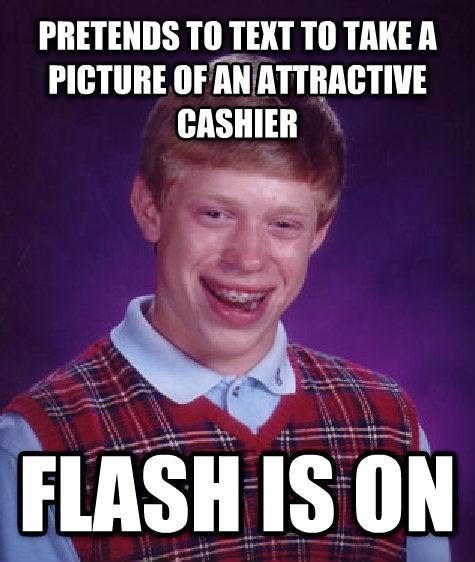 bad luck brian Memes - 7802489856