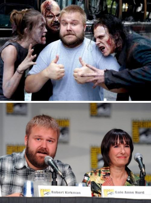 robert kirkman,spinoff,The Walking Dead