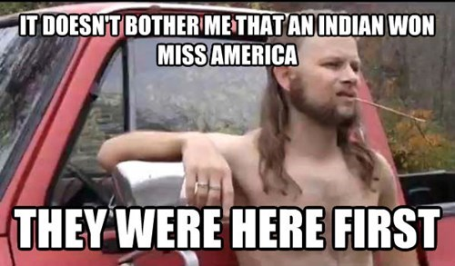 miss america indian americans Memes - 7802529536