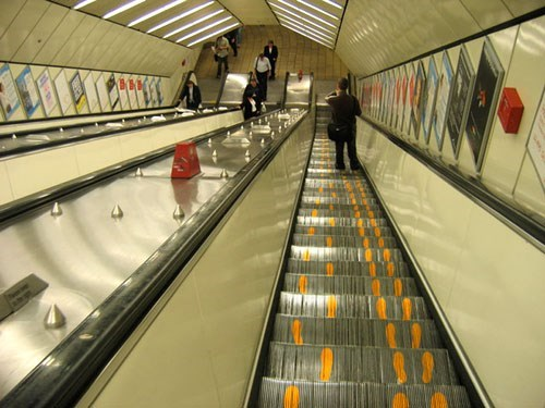 design,escalator,temporarily stairs,funny