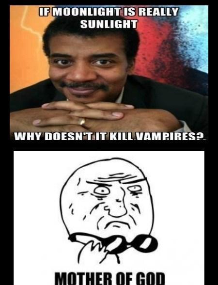 vampires Neil deGrasse Tyson funny - 7802593024