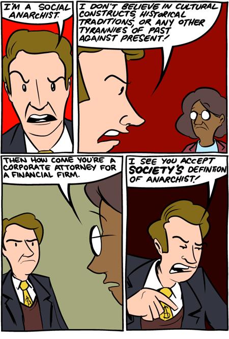 anarchists wake up sheeple society Lawyers funny web comics - 7802686208