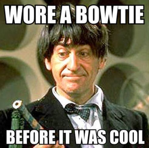 classic who bowties - 7802848256