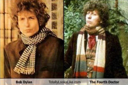 classic who totally looks like doctor who 4th doctor - 7802852096
