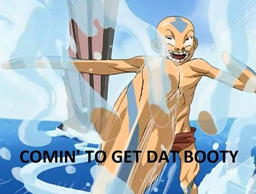 wtf aang Avatar the Last Airbender cartoons - 7802880000