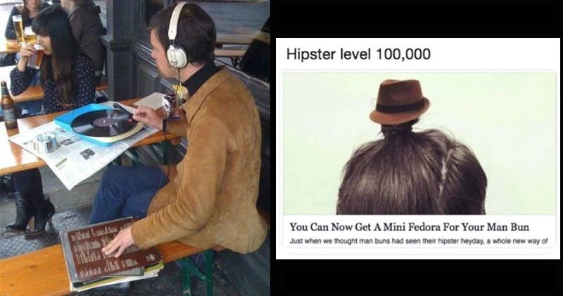 hipser millennials
