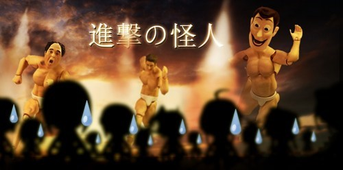 toy story anime attack on titan - 7803182592