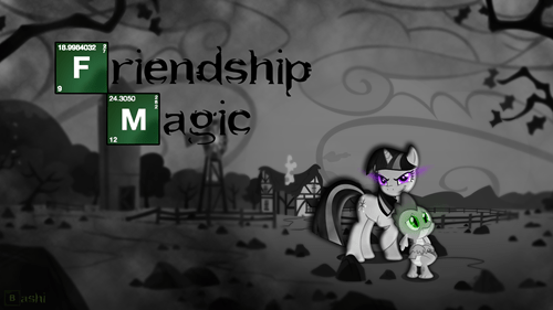 spike breaking bad twilight sparkle - 7803190016