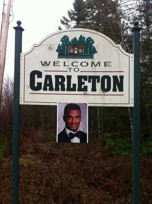 carlton banks troll fresh prince of belair - 7803450112