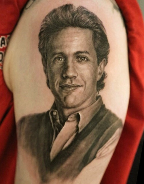 jerry seinfeld tattoos funny g rated Ugliest Tattoos - 7803487232