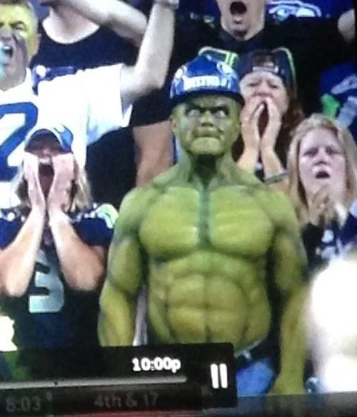 football fans hulk - 7803536384