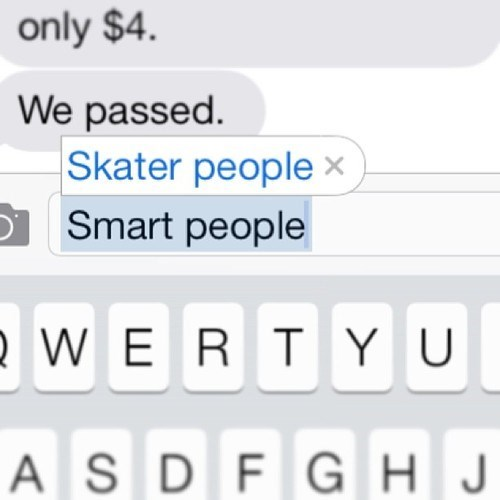 Are Those Really Equivalent, Autocorrect?
