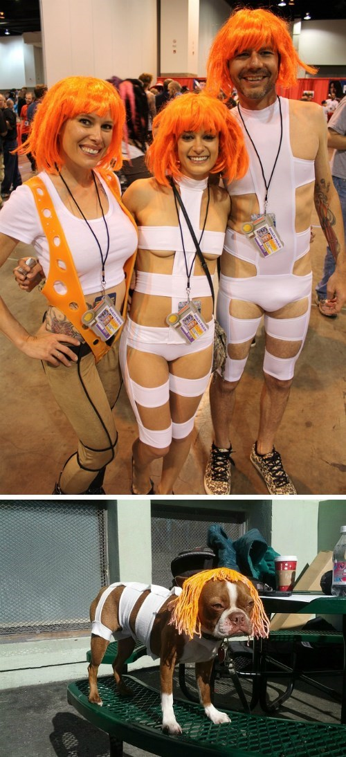 fifth element,cosplay,uproxx,leeloo