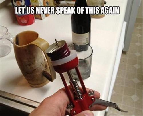cork wine opening funny - 7803766016