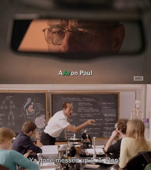 aaron paul breaking bad Key and Peele - 7803842560