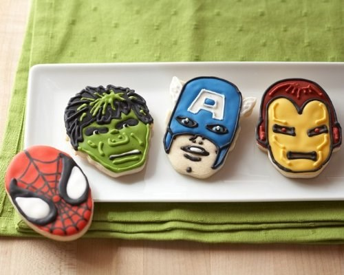 for sale,cookie cutters,superheroes,avengers