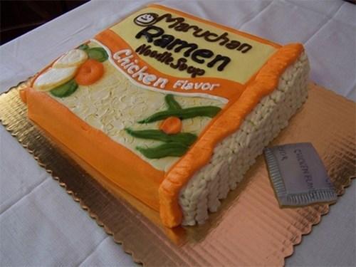 cake ramen design food funny - 7803888896