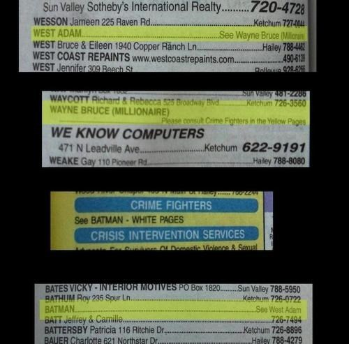 phonebook,nerdgasm,batman,funny