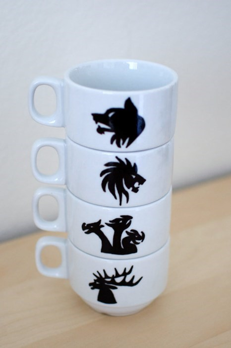 cups Game of Thrones mugs for sale coffee - 7803926016