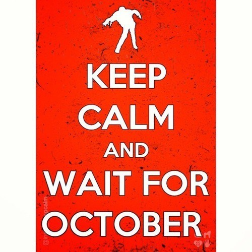 premiere The Walking Dead keep calm - 7804078848