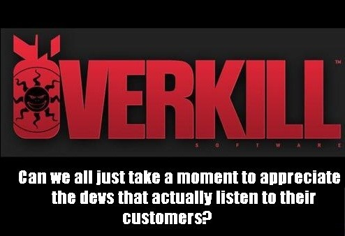overkill,payday 2