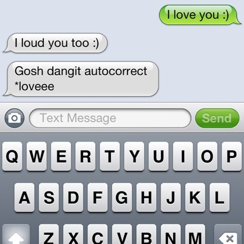 autocorrect text loud funny - 7804509184