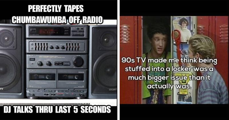 nostalgic memes and pics