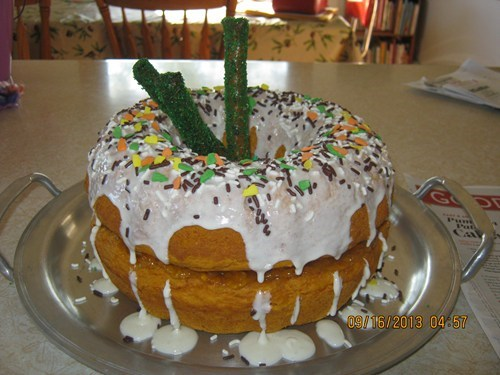 cake funny there I fixed it pumpkins FAIL halloween - 7806407424