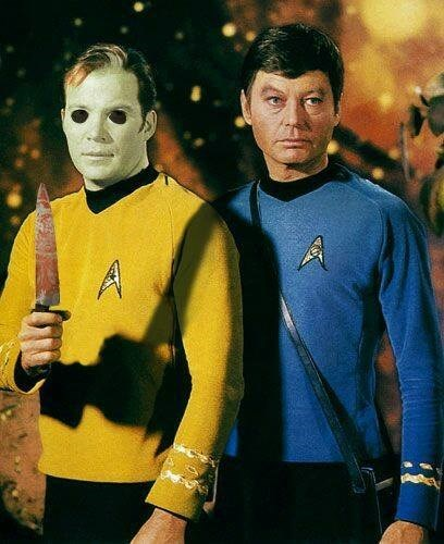 michael myers TOS halloween kirk Star Trek - 7806443264