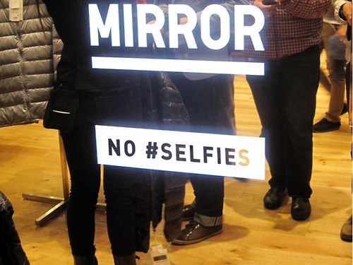mirrors,no selfies,monday thru friday,g rated